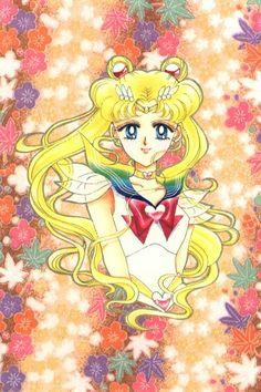 Bishōjo Senshi Sailor Moon. I've always loved this one.