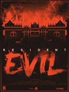 Marinko Milosevski - Resident Evil