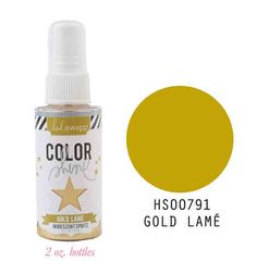 Color Shine - Heidi Swapp - Gold Lame