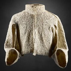 Double | c. 1655-1665 Doublet, Historical Clothing, European Fashion, 17th Century, Vintage Men, Retro Fashion, Gentleman, Men Sweater, Pullover