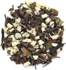 Cool name for this David's Tea blend: Chocolate Mint Whisper, Reviewer: http://teatra.de blogger @Sororiteasisters