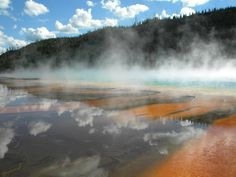 10 Incredible Facts about Yellowstone National Park  #travel #ttot