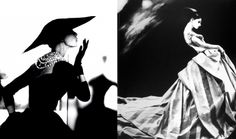 Photography by the late Lillian Bassman