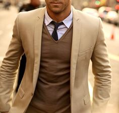 love this look on men