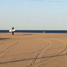 LA Venice Beach 7 am