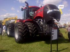 Case IH Articulated Tractor 400
