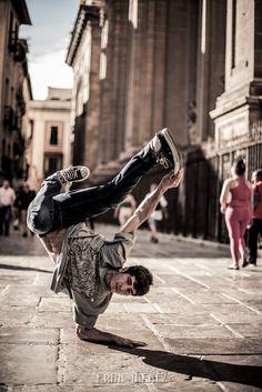 Break Dance. Photographer of Break Dance in Granada.