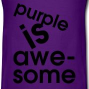 We love Purple :) #SolaveiBash Solavei is Powered by Relationships www.makeadifferenceandsave.org