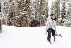 Did you get engaged during winter? Take advantage of the season with these fun engagement photo ideas. Winter Engagement Party, Winter Engagement Photos, Engagement Pictures, Engagement Ideas, Engagement Ring, Engagement Dresses, Engagement Session, Engagement Photography, Wedding Dresses