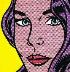 Lichtenstein: Girls (Gagosian Gallery) by Richard Hamilton… Pablo Picasso, Richard Hamilton, Roy Lichtenstein Pop Art, Gagosian Gallery, Pop Art Illustration, Comic Illustrations, Prince, Collage, Art Institute Of Chicago