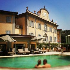 Bagni di Pisa #pisablog12 by francescaturchi, via Flickr