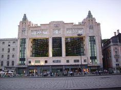 Éden teatro - Avenida dos Restauradores - Art Deco - Wikipedia