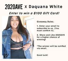 Win a $100 Gift Card for a New Wardrobe! Diy Fashion, Fashion Outfits, Womens Fashion, Fashion Fall, Fashion Clothes, Fashion Ideas, Suits Tv Shows, Back To School Fashion, Plus Size Fashion For Women