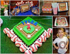 Printable Vintage Baseball Party Packageby Party by PartyLikePaula, $10.00