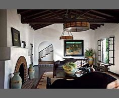 Love Spanish style homes