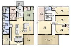 Floor Plans, House Design, Flooring, How To Plan, Japanese Style, Interior, Home Decor, Indoor, Hardwood Floor