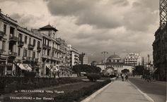 Οδός Ερμού.2 Thessaloniki, Macedonia, Nymph, Greece, Beautiful Places, The Past, Louvre, Street View, History