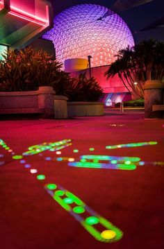 """1-Day """"No Rides"""" Epcot Ideal Day Plan"""