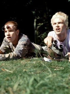 Trainspotting - This was my favorite movie and I was madly in love with these two.