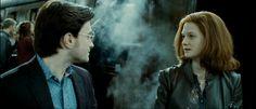 Harry Potter Ginny Weasley, Harry Potter Bellatrix Lestrange, Gina Weasley, Harry And Ginny, Harry Potter Ships, Harry James Potter, Harry Potter Facts, Harry Potter Movies, Harry Potter Hogwarts
