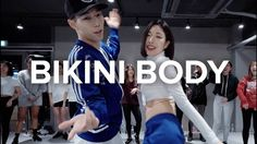 Bikini Body - Dawin ft. R City / Lia Kim & Koosung Jung Choreography - YouTube