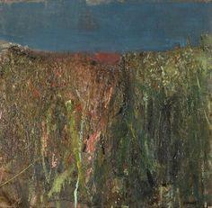 'July Fields' by Joan Eardley, 1959 (oil on canvas)