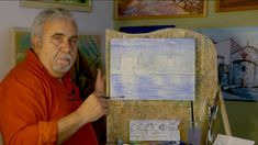 ΣχεδιαΖΩγραφίζω το τρίγωνο στο λιμάνι παλιά φωτο 1960/ painting Chios ha... Watercolors, Watercolor Paintings, Me Tv, Tv Shows, Frame, Picture Frame, Water Colors, Watercolour Paintings, Frames