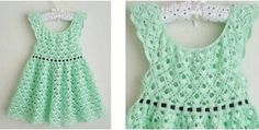 gemstone lace crocheted toddler dress   the crochet space