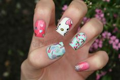 NOTD – Hello Kitty