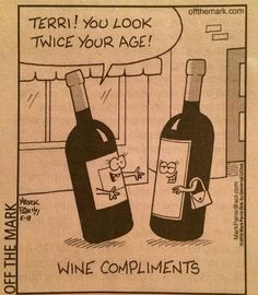 o Your Logo/Purpose + Our Creativity o Optimal Solutions w/ Quality Products o… #winejokes
