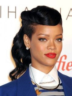 rihanna undercut - Google Search