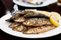 Grilled Sardines | Travel Croatia Guide