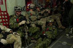 Canadian Special Forces - JTF2 & CSOR