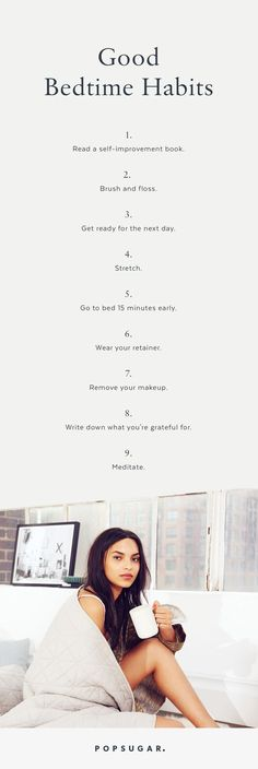 9f802dadc9 Life-Changing Daily Rituals For a Better Night s Sleep