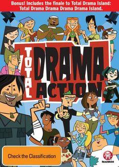 Total Drama DVD