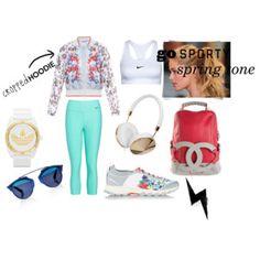 Go sporty...Spring tone