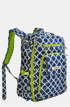 Ju-Ju-Be 'Be Right Back' Diaper Backpack available at Nordstrom. Super cute!