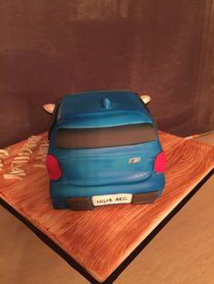 Bmw one cake
