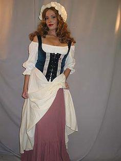 Medieval - Renaissance Costumes