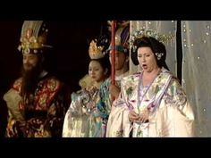 Turandot on the Forbidden City of Beijing (1998). Giacomo Puccini's Oper...