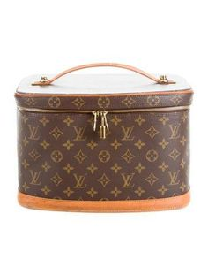 6dfbafb3e25d  The RealReal -  Louis Vuitton Louis Vuitton Monogram Nice Beauty Case -  AdoreWe.