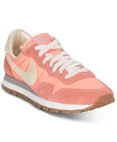 Nike Women's Air Pegasus 30 BRS Sneakers from Finish Line #Shoes #style #sneakers #nike #pink