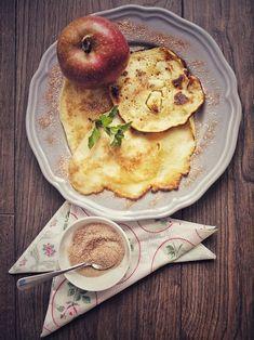 Dinkel Pfannkuchen mit Apfel von Malene von Tellaboutit.de