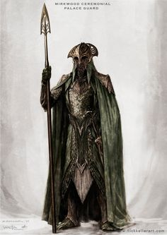 The_Hobbit_The_Desolation_of_Smaug_Concept_Art_Mirkwood_PalaceGuard_04_NK