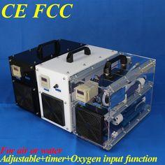 CE EMC LVD FCC High end ozone machine FREE SHIPPING VIA EMS, DHL, FEDEX OR UPS