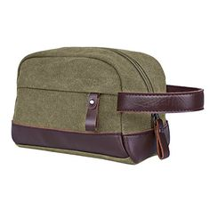 Heavy Duty Vintage Leather Trim Canvas Toiletry Bag - Tra... https://www.amazon.com/dp/B0721XC7BG/ref=cm_sw_r_pi_dp_x_AM41zbZZ5DXET