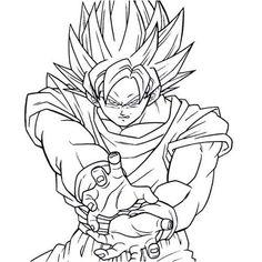 50 Desenhos Do Goku Para Colorir Anime Dragon Ball Z Dbz