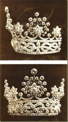 Aosta Knot Tiara; Worn At: 2014 Italian National Day Gala