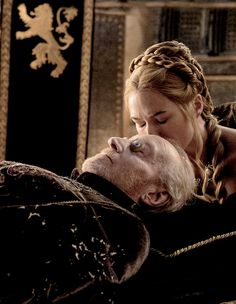 Game of Thrones -  Tywin and Cersei Lannister