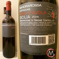 Nero d'Avola – Costadune